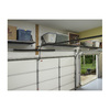 Gladiator 45-in W x 16-in H x 20-in D Steel Wall Mounted Shelving