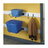 Gladiator 19-in Gray Steel Storage Bin Holder