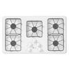 Maytag 36-in 5-Burner Gas Cooktop (White)