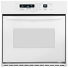KitchenAid Architect 24-in Self-Cleaning Convection Single Electric Wall Oven (White)