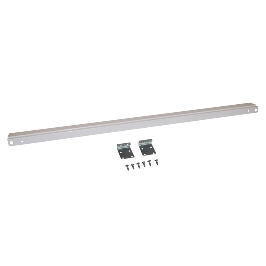 Shop Whirlpool White Slide In Range Filler Kit At Lowes Com