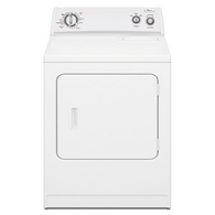 Whirlpool 6.5 Cu. Ft. Super Capacity Electric Dryer - WED5100VQ Reviews