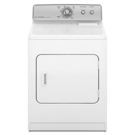 Maytag 7 cu ft Electric Dryer (White)
