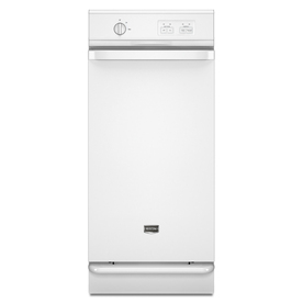 Maytag 15-in White Undercounter Trash Compactor