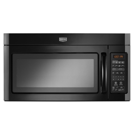 Maytag 2 cu ft Over-the-Range Microwave (Black)