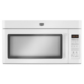 Maytag 2 cu ft Over-the-Range Microwave (White)