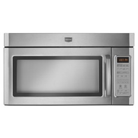 Maytag 2 cu ft Over-the-Range Microwave (Stainless Steel)