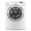 Whirlpool Duet 3.8 cu ft High-Efficiency Front-Load Washer (White) ENERGY STAR