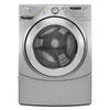 Whirlpool Duet 3.8 cu ft High-Efficiency Front-Load Washer (Lunar Silver) ENERGY STAR