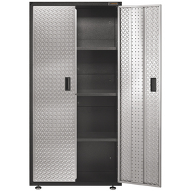 Awesome ... Gladiator Garage Cabinets Walmart By Shop Gladiator 72 Quot H X 36 Quot  W X 18 Quot D ...