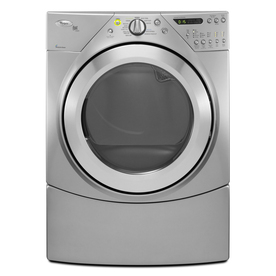 Whirlpool Duet 7.2 cu ft Electric Dryer (Lunar Silver)