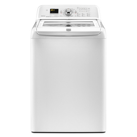 Maytag 4 cu ft High-Efficiency Top-Load Washer (White) ENERGY STAR