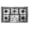 Maytag 36-in 5-Burner Gas Cooktop (Stainless)