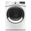 Whirlpool Duet 7.4 cu ft Steam Gas Dryer (White)