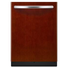 KitchenAid 24-in 41-Decibel Built-in Dishwasher Stainless Steel (Custom Panels) ENERGY STAR