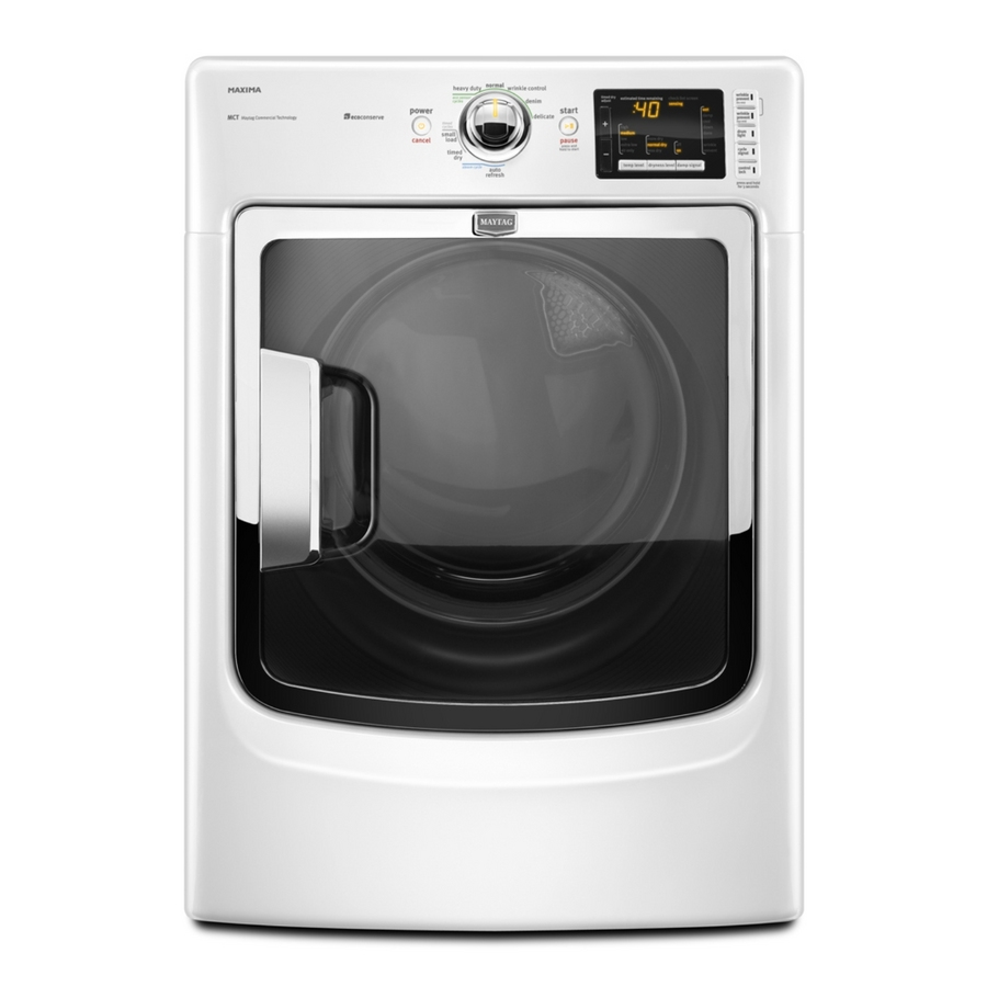 Maytag Dryer Gas Diagram Parts List For Model Mde2400ayw Maytagparts Dryerparts Photos Neptune Manual Productmanualguide
