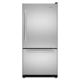 KitchenAid ArchitectII 21.9-cu ft Bottom-Freezer Refrigerator (Stainless) ENERGY STAR