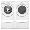 Laundry 1-2-3 15.5-in x 27-in White Laundry Pedestal with Storage Drawer
