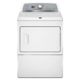 Maytag 7.4 cu ft Electric Dryer (White)