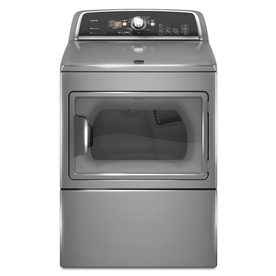 Maytag 7.4 cu ft Electric Dryer (Silver)