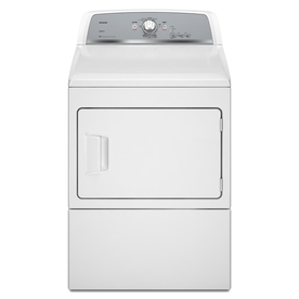 Maytag Bravos x 7.4-cu ft Gas Dryer (White)