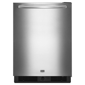 Maytag 5.7-cu ft Compact Refrigerator (Stainless Steel) ENERGY STAR
