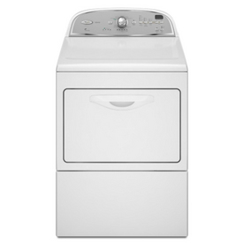 Whirlpool Cabrio 7.4-cu ft Gas Dryer (White)