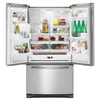 Maytag 25.5 cu ft French Door Refrigerator (Stainless Steel) ENERGY STAR
