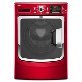 Maytag Maxima 4.3 cu ft High-Efficiency Front-Load Washers (Crimson) ENERGY STAR