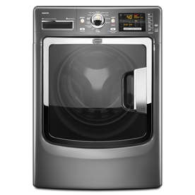 Maytag Maxima 4.3 cu ft High-Efficiency Front-Load Washer (Cosmetallic) ENERGY STAR