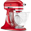 KitchenAid Artisan Design Series 5-Quart 10-Speed Candy Apple Red Stand Mixer