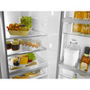 KitchenAid Architect 24.8-cu ft Side-By-Side Refrigerator with Single Ice Maker (Stainless Steel)