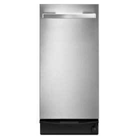 Whirlpool 15-in Stainless Steel Undercounter Trash Compactor