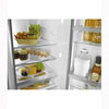 KitchenAid Architect II 23.9-cu ft Counter-Depth Side-by-Side Refrigerator with Single Ice Maker (Stainless Steel) ENERGY STAR