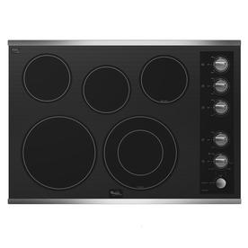 Whirlpool Gold 30-in Smooth Surface Electric Cooktop