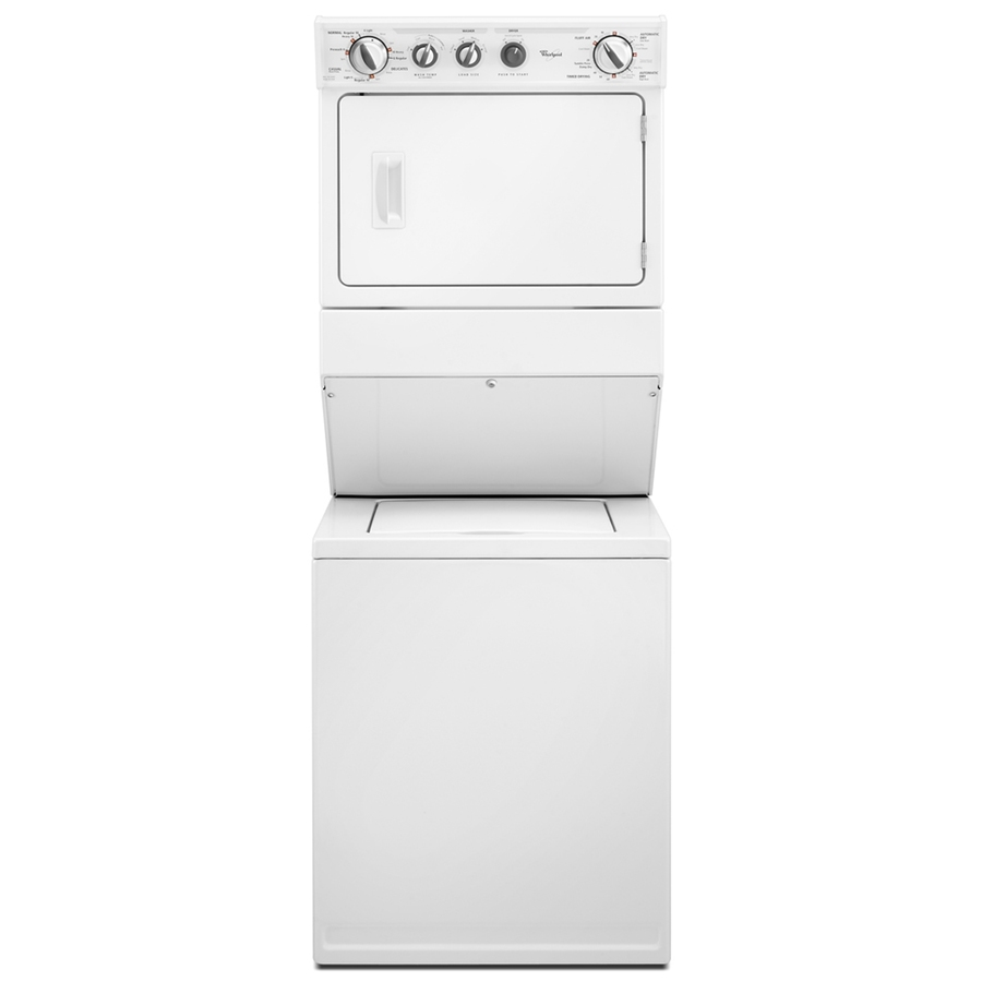 Stacked Front Load Washer And Dryer