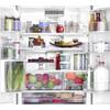 KitchenAid Architect II 19.6-cu ft French Door Refrigerator with Single Ice Maker (Black)