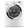 Whirlpool Duet 3.9 cu ft High-Efficiency Front-Load Washer (White) ENERGY STAR