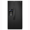 Whirlpool 26.4 cu ft Side-by-Side Refrigerator (Black) ENERGY STAR