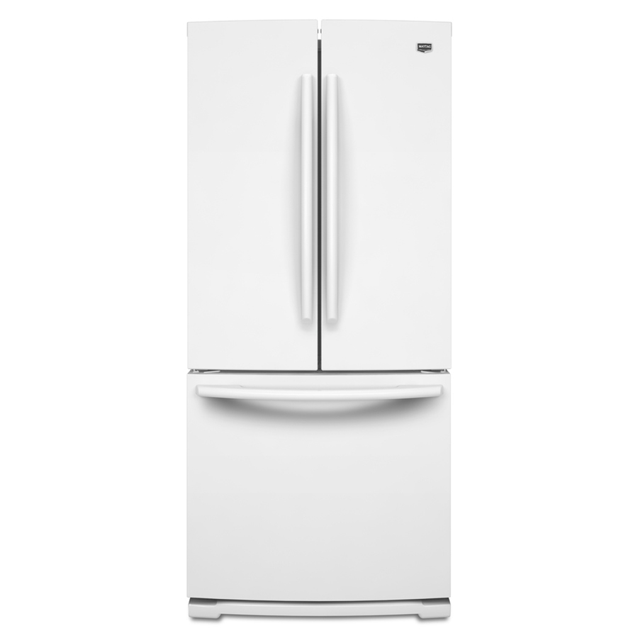 Enlarged image for 19 6 cu ft french door refrigerator