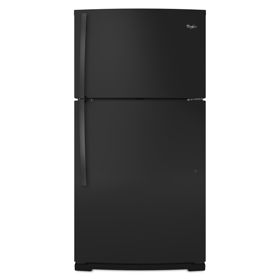 French Door Refrigerator Textured Black Refrigerator