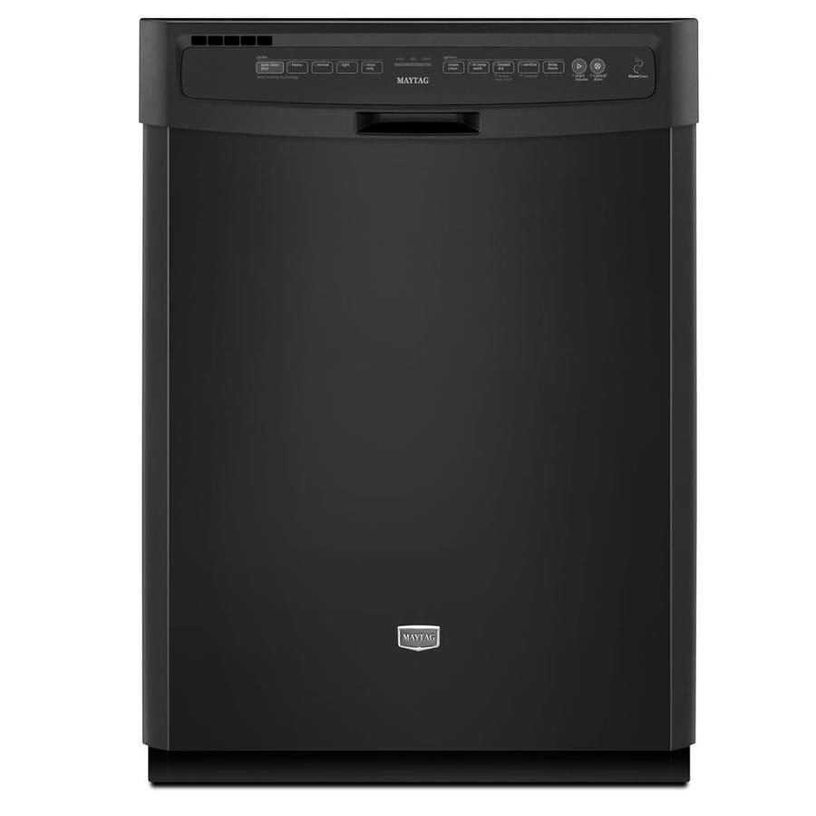 Shop Maytag 55-Decibel Built-in Dishwasher With Hard Food Disposer And Stainless Steel Tub