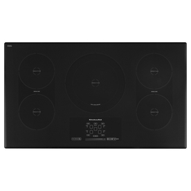 KitchenAid 36-in Smooth Surface Induction Electric Cooktop