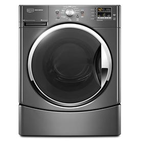Maytag Performance 3.5-cu ft High-Efficiency Stackable Front-Load Washer (Granite) ENERGY STAR