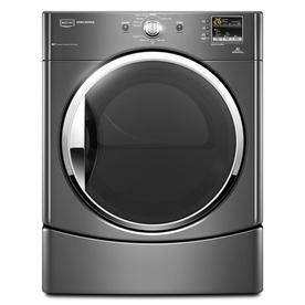 Maytag 6.7-cu ft Stackable Gas Dryer (Granite)