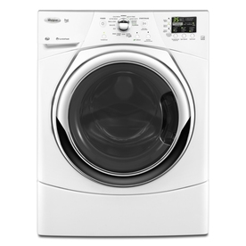 Whirlpool Duet 3.5 cu ft High-Efficiency Front-Load Washer (White) ENERGY STAR