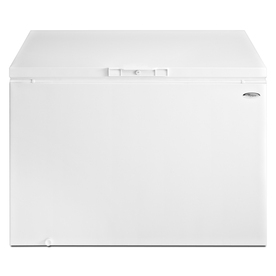 Whirlpool 14.8 cu ft Chest Freezer (White) ENERGY STAR