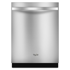 Whirlpool Gold 24-in Built-In Dishwasher with Stainless Steel Tub (Stainless Steel) ENERGY STAR