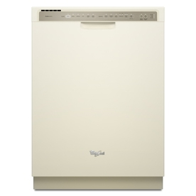 Whirlpool Gold 24-in Built-In Dishwasher (Biscuit) ENERGY STAR