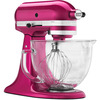 KitchenAid Artisan 5-Quart 10-Speed Raspberry Ice Stand Mixer
